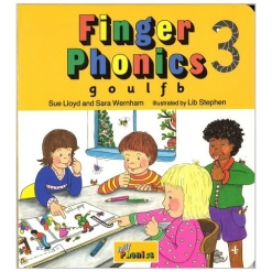 Phonics 2 - Finger Phonics 3
