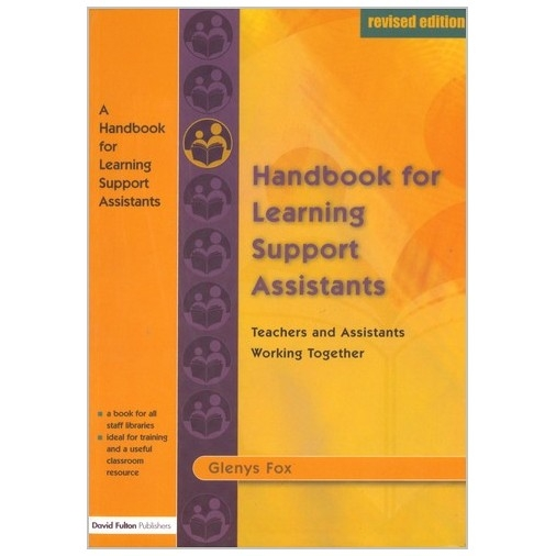 Handbook for Learning Support Assistants
