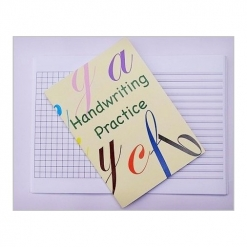 Handwriting Practice Book