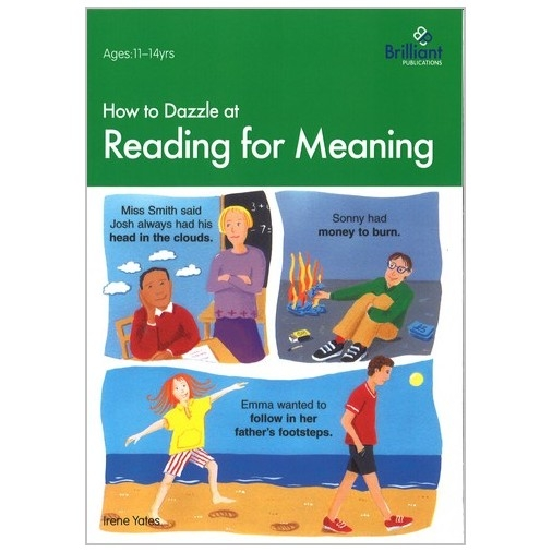 How to Dazzle at Reading for Meaning