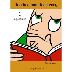Reading and Reasoning Book 1 in pictures