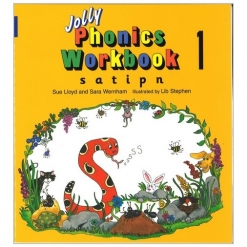 Phonics 3 - Jolly Phonics 1