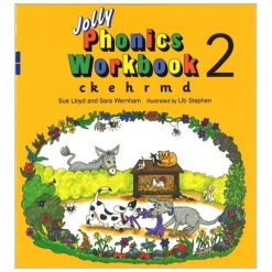 Phonics 3 - Jolly Phonics 2