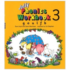 Phonics 3 - Jolly Phonics 3
