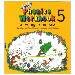 Phonics 3 - Jolly Phonics 5