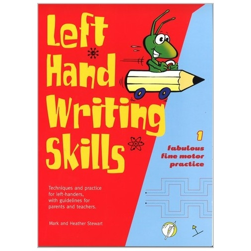 Left Hand Writing Skills - Book 1