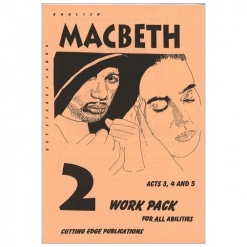 Retold Text Series - Macbeth - Teaching Pack 2