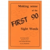 Making Sense of the First 90 Sightwords