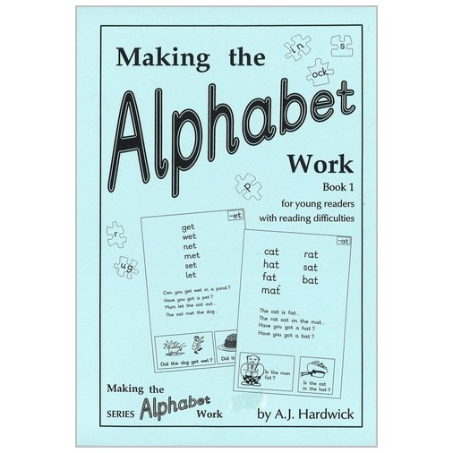 Making the Alphabet Work - Book 1