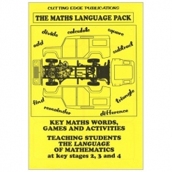 Maths Language Pack