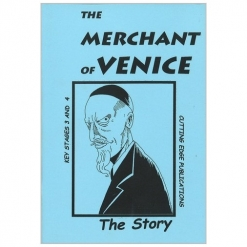 Retold Text Series - The Merchant of Venice - Book