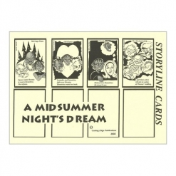 Retold Text Series - Midsummer Night's Dream - Game Cards