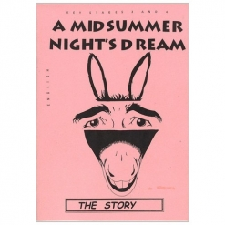 Retold Text Series - Midsummer Night's Dream - Book