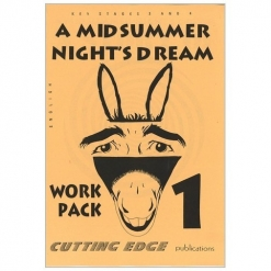 Retold Text Series - Midsummer Night's Dream - Teaching Pack 1