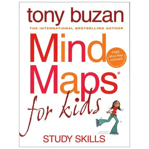 Mind Maps for Kids -Study Skills|Book|Helen Arkell Shop