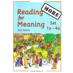 More Reading for Meaning Pack 1a - 4a