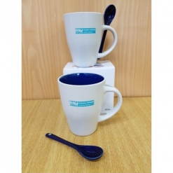 Helen Arkell Teaspoon & Mug
