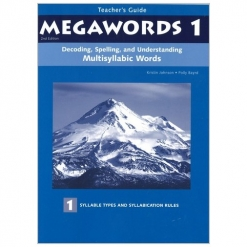 Megawords - Teacher's Guide Book 1