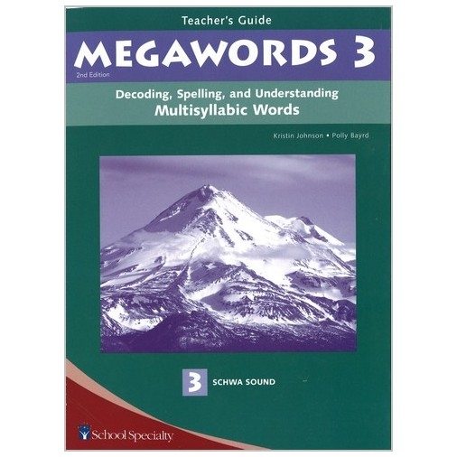 Megawords - Teacher's Guide Book 3