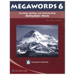 Megawords - Book 6