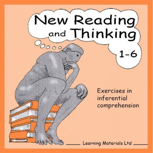 New Reading and Thinking Books 1 - 6