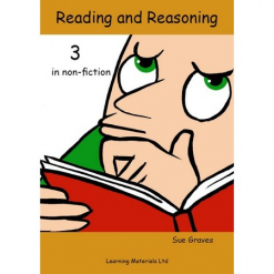 Reading and Reasoning Book 3 in non-fiction
