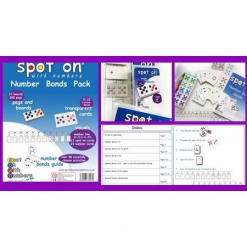 Spot on with Numbers - Number Bonds Pack