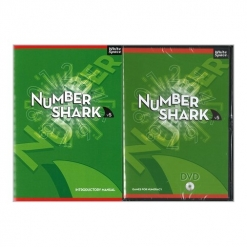 Number Shark PC CD-ROM