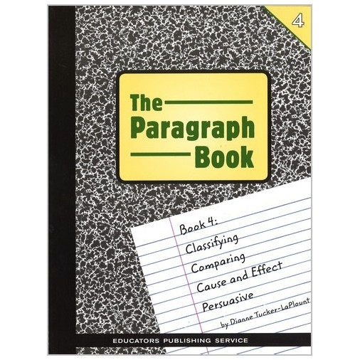 The Paragraph Book - Book 4