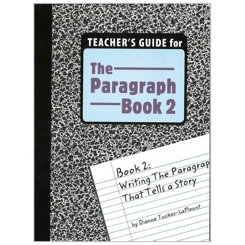 The Paragraph Book - Book 2 Teachers Guide