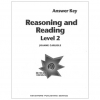 Reasoning & Reading Series - Level 2 - Answer Key
