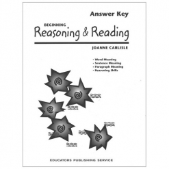 Reasoning & Reading Series - Beginning - Answer Key