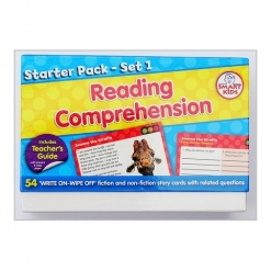 Reading Comprehension Starter Pack - Set 1