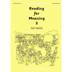 Reading for Meaning Book 3