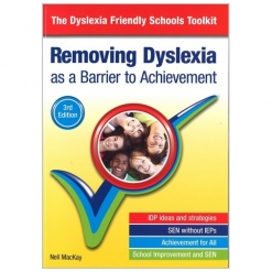 Removing Dyslexia as a Barrier to Achievement