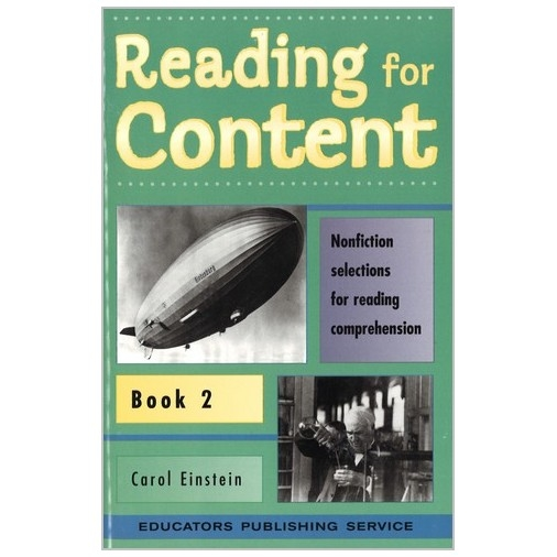 Reading for Content - Level 2