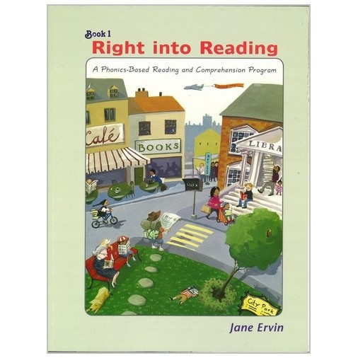 Right into Reading - Book 1