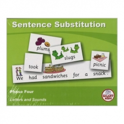 Sentence Substitution - Phase 4