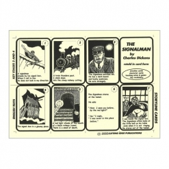 Retold Text Series - The Signalman - Game Cards