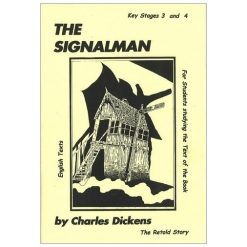 Retold Text Series - The Signalman - Book
