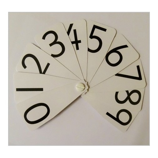 Single Number Fan Set