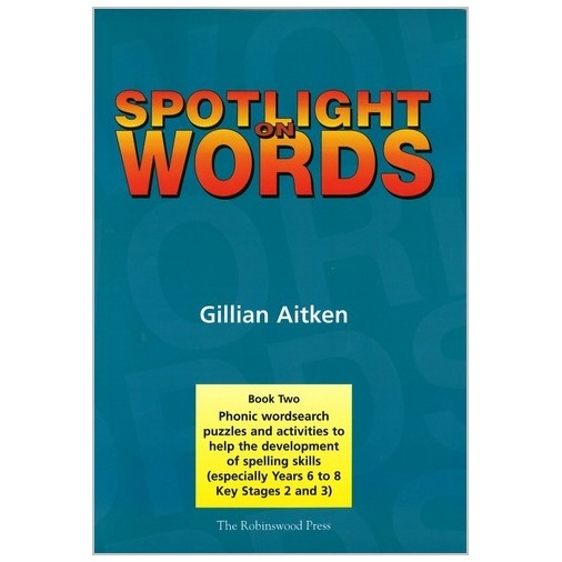 Spotlight on Words - Book 2