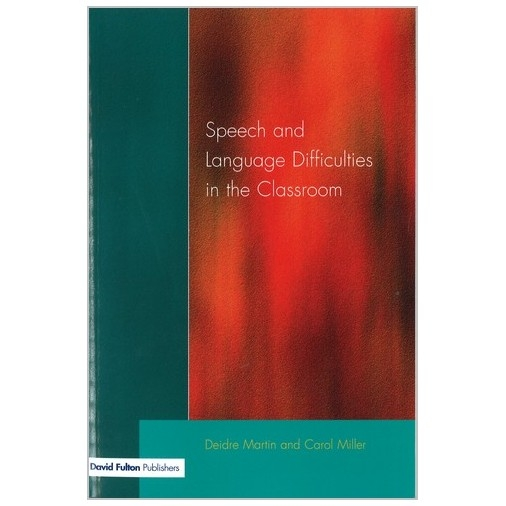 Speech and Language Difficulties