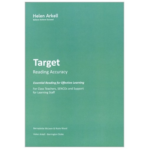 Target 3 - Reading Accuracy