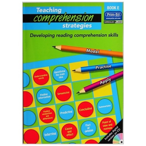 Teaching Comprehension Strategies - Book E