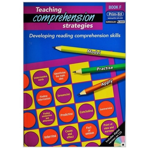Teaching Comprehension Strategies - Book F