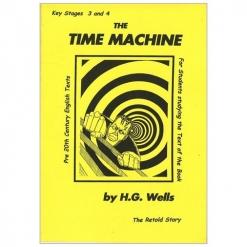 Retold Text Series - The Time Machine - Book