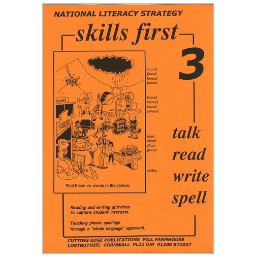 Talk, Read, Write and Spell - Book 3
