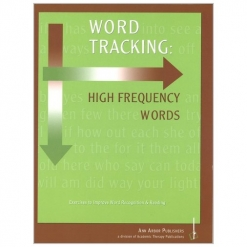 Word Tracking: High Frequency Words