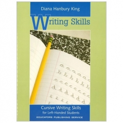 Writing Skills Cursive - Writing Skills Left Handed